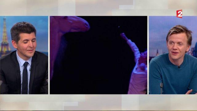Spectacle : Alex Lutz sur les planches de l'Olympia