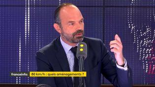 Edouard Philippe le 16 mai 2019. (FRANCEINFO / RADIO FRANCE)