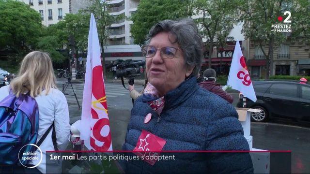1er mai : comment les partis politiques s'organisent pour le 1e mai ?
