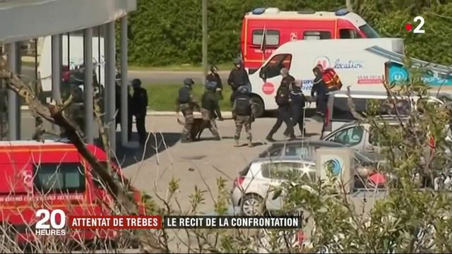 Attentat de Trèbes : le récit du face-à-face entre Radouane Lakdim et Arnaud Beltrame