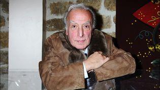 Robert Castel le 23 mars 2007 à Paris (SERGE BENHAMOU / GAMMA-RAPHO / GETTY IMAGES)