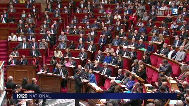 Attentats de Paris : la politique reprend ses droits à l'Assemblée nationale