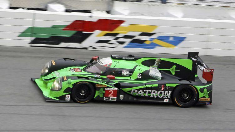 La Ligier-Honda de l'écurie Extreme Speed Motorsports à Daytona (JOHN RAOUX/AP/SIPA / AP)