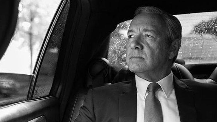 Le président Underwood (Kevin Spacey) se lance dans une nouvelle campagne présidentielle dans cette cinquième saison de House of Cards  (Instagram de Pete Souza)