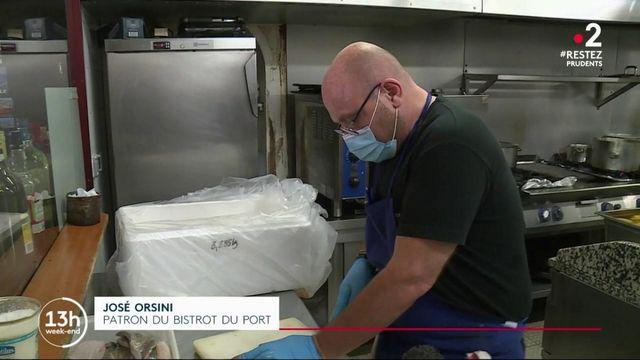 Nice : retour chez un restaurateur trois après le confinement