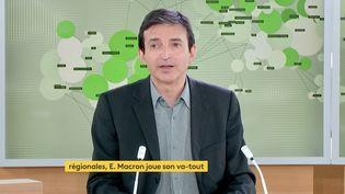 Emmanuel Rivière,politologue et directeur international de Kantar Public (FRANCEINFO)