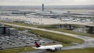 L'aéroport de Roissy-Charles-de-Gaulle, près de Paris, le 27 décembre 2012. (PIERRE VERDY / AFP)