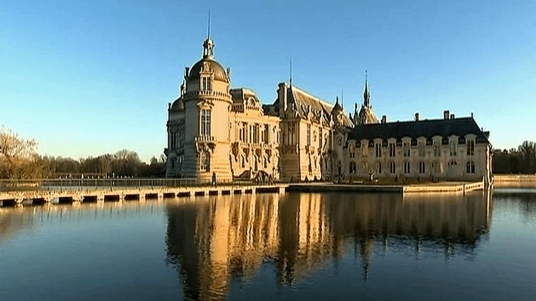 LeDomaine de Chantilly dans l'Oise, lieu de résidence d'un prince du XIXe siècle, Henri d'Orléans duc d'Aumale  (France 3 / Culturebox)