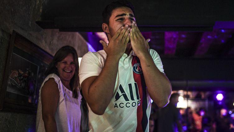 (PATRICIA DE MELO MOREIRA / AFP)