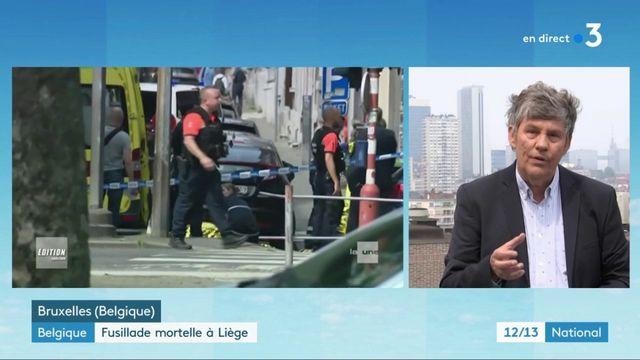 Fusillade mortelle à Liège : la piste terroriste privilégiée