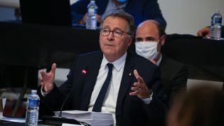 Le maire de Thionville Pierre Cuny (PIERRE HECKLER / MAXPPP)
