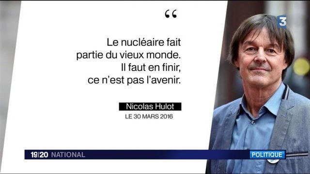 Écologie : Macron et Hulot sont-ils compatibles ?