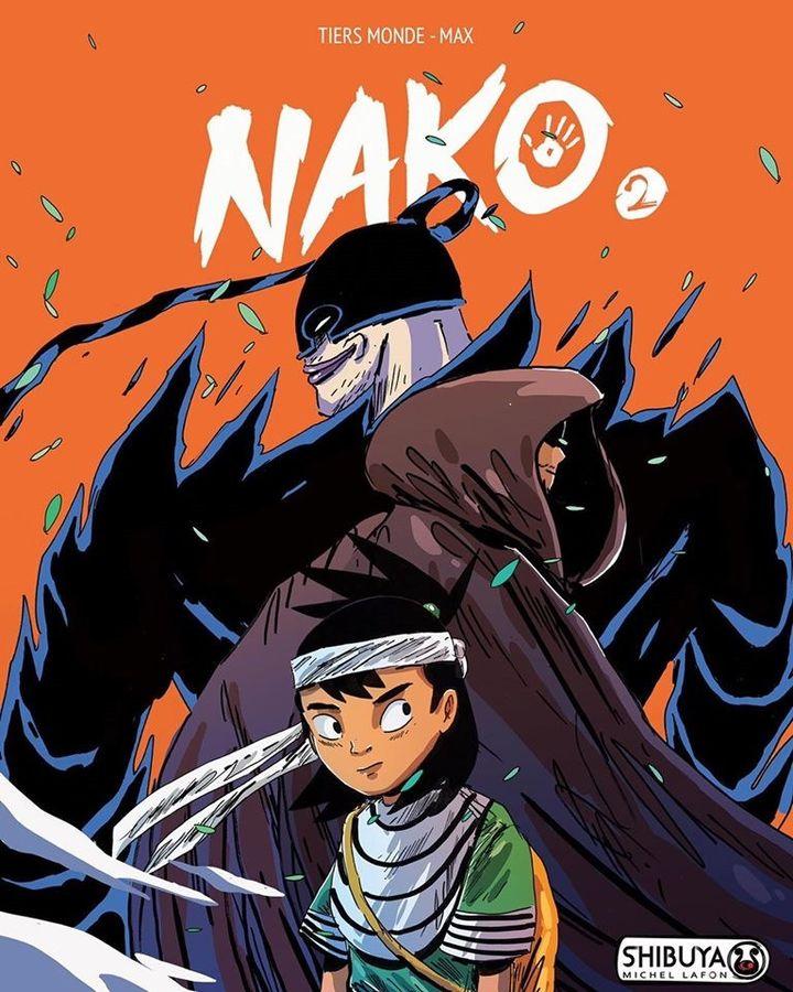 Nako, deuxième tome aux éditions Michel Lafon (Michel Lafon)