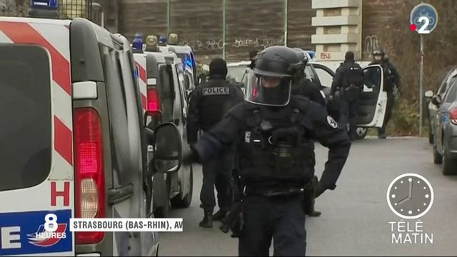 Attentat de Strasbourg : la traque de Cherif Chekatt se poursuit