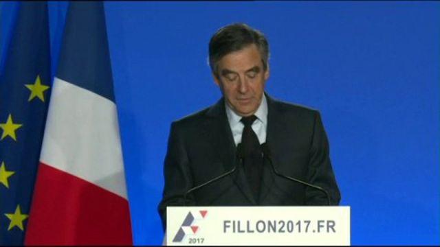 #Fillon annonce qu'il est convoqué par les juges le 15 mars avant d'être mis en examen