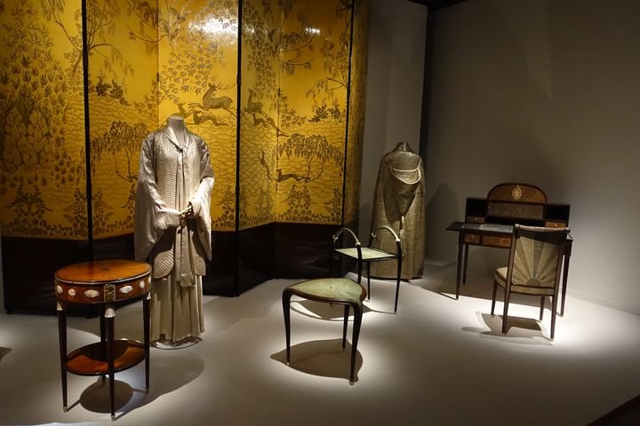 ExpositionLuxesau Mad: le luxe version Arts Déco (CORINNE JEAMMET)