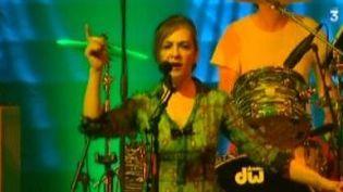 Catherine Ringer: Ding Dang Dong en live aux Nuits de Champagne  (Culturebox)