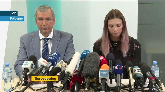 Eurozapping : fin de la quarantaine pour les voyageurs en provenance de France au Royaume-Uni, arrestation de grande ampleur en Espagne et une athlète biélorusse trouve refuge en Pologne