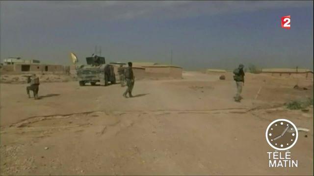 Irak : Mossoul cernée par l'armée