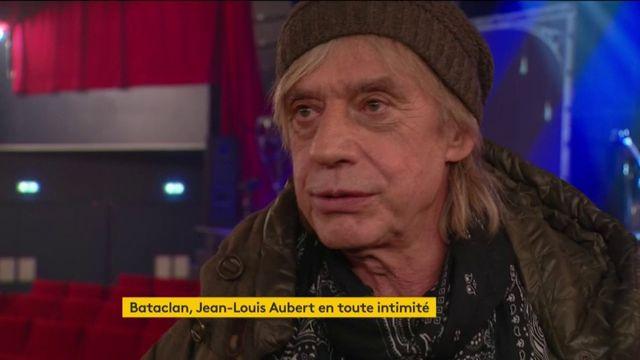 Jean-Louis Aubert fait son retour en solo au Bataclan