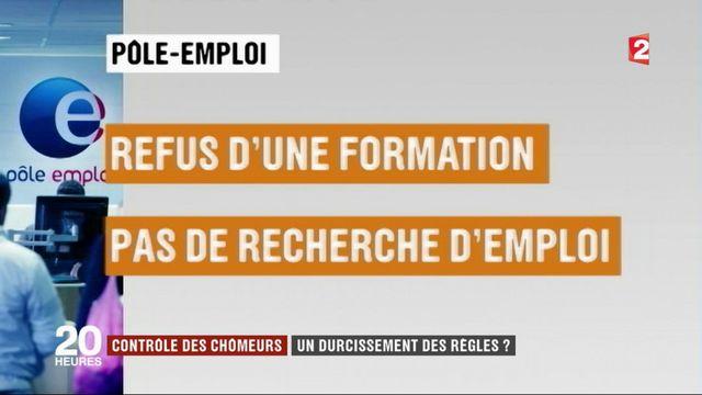 Chômage : vers des contrôles plus stricts ?