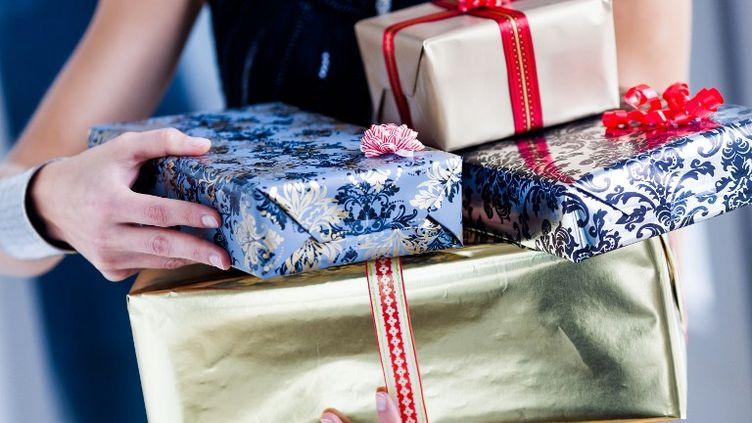 Noël arrive à grands pas...Encore deux semaines pour faire les cadeaux (GARO / PHANIE / AFP)