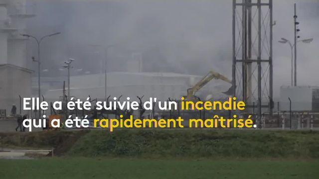 explosion gaz Autriche