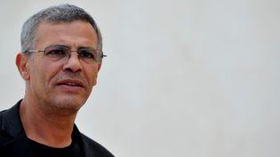 Abdellatif Kechiche à Rome le 16 octobre 2013  (Tiziana Fabi / AFP)