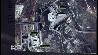 Le sinistre bruit des menottes dans la nuit qui précède les pendaisons de masse à la prison syrienne de Saidnaya (ENVOYÉ SPÉCIAL  / FRANCE 2)