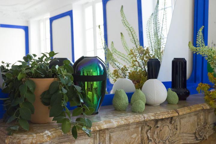 Le cabinet bleu de Marion et Elsa  (Lothaire Hucki / Villa Noailles 2016)