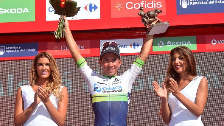 Caleb Ewan est le plus jeune vainqueur sur la Vuelta depuis trente ans (DE WAELE TIM / TDWSPORT SARL)