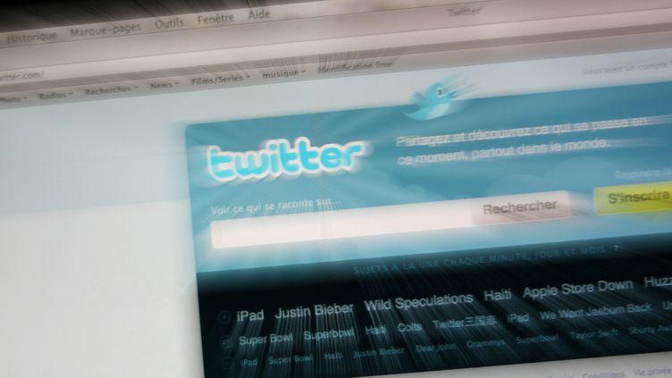 Sur Twitter, les internautes s'amusent avec les résultats de la présidentielle. (LOIC VENANCE / AFP)