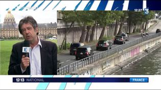 Donald Trump : un Américain à Paris (FRANCE 3)