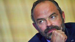 Le Premier ministre Edouard Philippe doit annoncer à la fin janviers'il décide de se présenterdans son fief du Havre (Seine-Maritime). (LOIC VENANCE / AFP)
