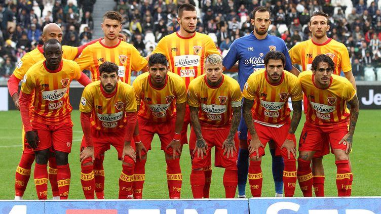 L'équipe italienne et lanterne rouge de Serie A, Benevento.