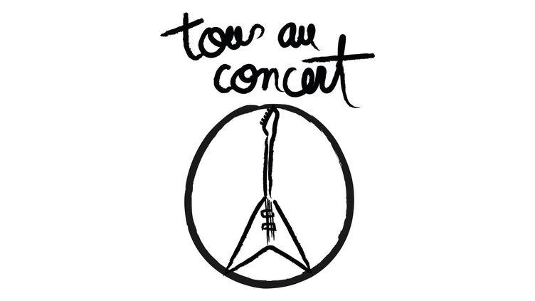 """""""Tous au concert"""", la campagne du Prodiss après les attentats.  (Prodiss)"""