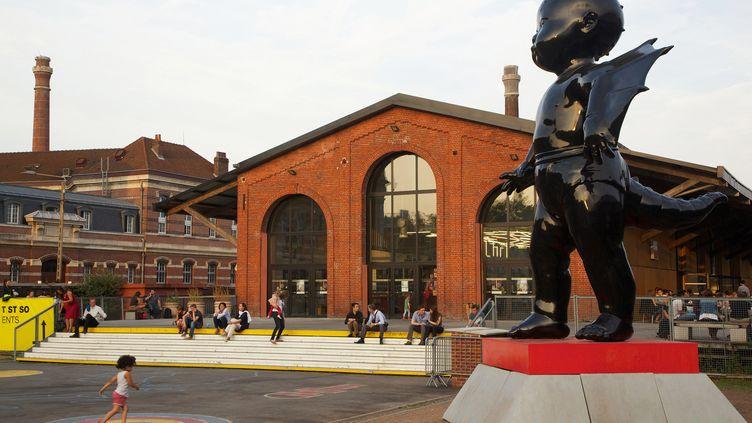 La gare Saint Sauveur à Lille, en 2015. (GUILLAUME SOULARUE / ONLY FRANCE)