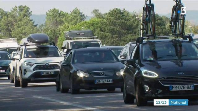 Circulation : un samedi noir sur les routes pour les retours de vacances