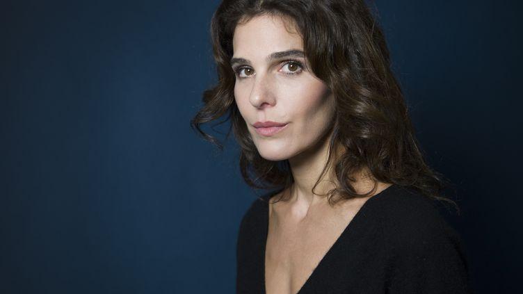 La romancière Claire Castillon (Francesca Mantovani)