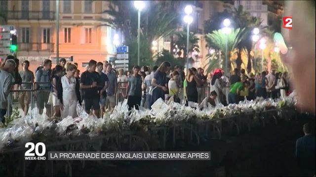 Attentat de Nice : une semaine après, la ville panse ses plaies