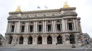 L'Opéra de Paris, le 30 octobre 2020. (MAXPPP)