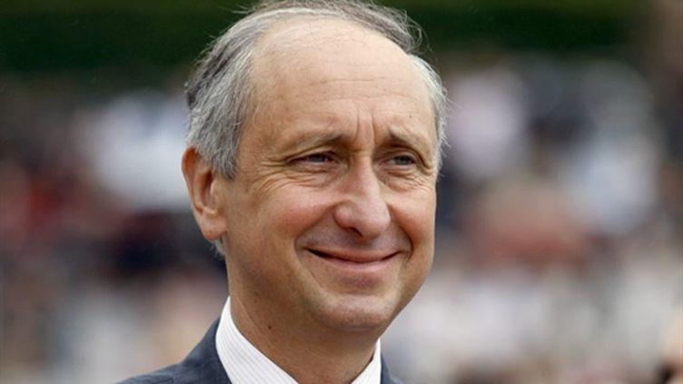 Le procureur de Nanterre (Hauts-de-Seine) Philippe Courroye, le 18 juin 2009 (AFP/POOL/CHARLES PLATIAU)