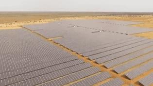 Pour électrifier les campagnes en Afrique, de plus en plus de pays passent directement à l'énergie solaire comme au Sénégal, où la plus grande installation vient d'être inaugurée. (France 2)