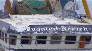 Naufrage du Bugaled Breizh : début de l'enquête sur l'accident du chalutier en Angleterre (France 3)