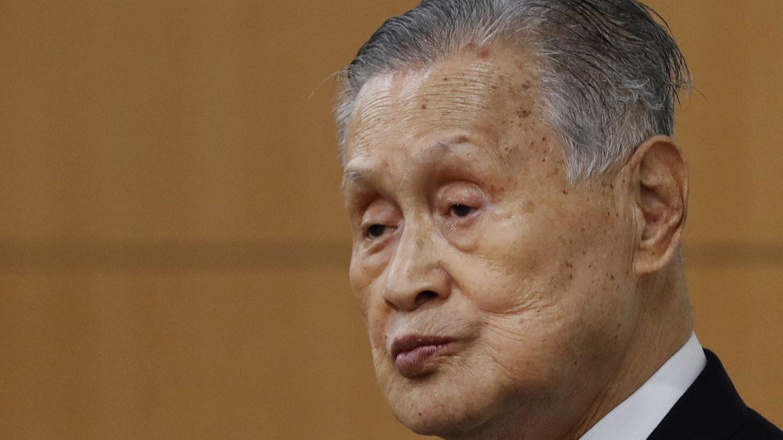 JO de Tokyo : le président du comité d'organisation, Yoshiro Mori, annonce sa démission - franceinfo
