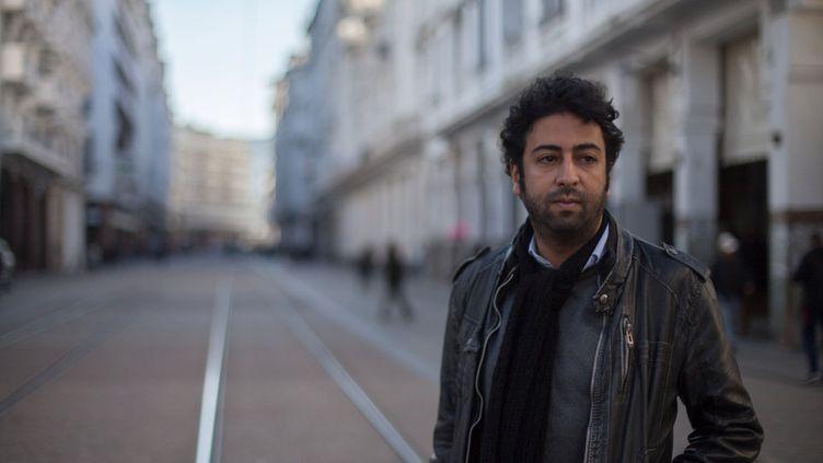 Le journaliste d'investigation marocain Omar Radi. (FANNY HEDENMO)