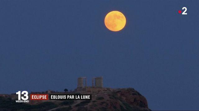 Éclipse : éblouis par la Lune