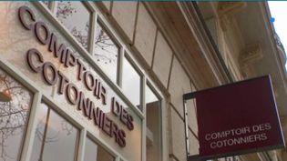 """Le groupe détenteur des marques Comptoir desCotonnierset Princesse Tam Tam a annoncé la fermeture d'une centaine de magasins et la suppression d'environ 300 postes. Les salariés veulent renégocier les conditions de départ, jugées """"inacceptables"""".  (France 3)"""