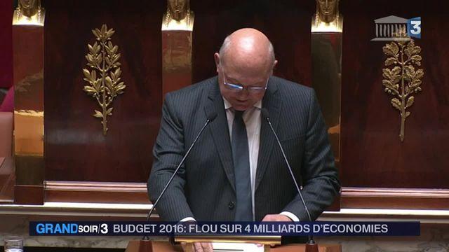 Le budget 2016 examiné à l'Assemblée