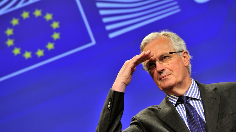 Michel Barnier (GEORGES GOBET / AFP)